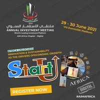 Start Up Africa - AIM