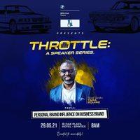 THROTTLE: A Speaker Series