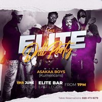 The Elite Drill Party with Asakaa Boys