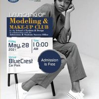 SFD Modeling & Make-Up Club Launch