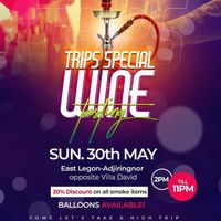 Trips Special Wine Tasting