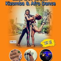 CHILL OUT NIGHT with KIZOMBA & Afro Dance