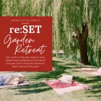 re:SET Garden Retreat