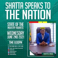 SHATTA SPEAKS TO THE NATION