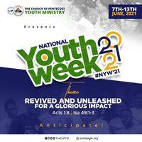 NATIONAL YOUTH WEEK 2021