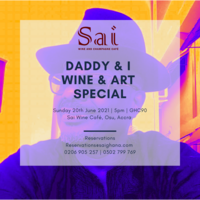 Daddy & I Wine & Art Special