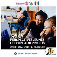 Salon des Perspectives Jeunes, et Foire aux Projets