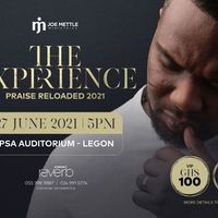 THE EXPERIENCE PRAISE Reloaded 2021