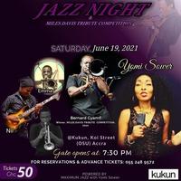 Jazz Night & Miles Davis Tribute Competition Ghana 2021