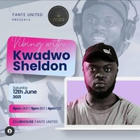 Vibing with KWADWO SHELDON