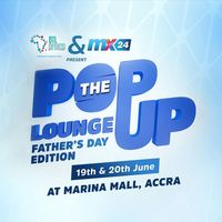 THE POP UP LOUNGE (Father's Day Edition)