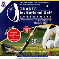 Ɔdadeɛ Golf Tournament
