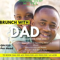 Brunch with DAD