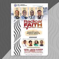 RADICAL FAITH CONVENTION  2021