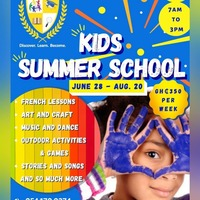Kids Summer School