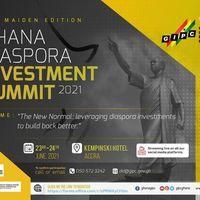 GHANA DIASPORA INVESTMENT SUMMIT 2021
