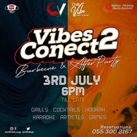 Vibes Connect 2 (Barbecue & After Party)