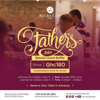 Father's Day Special Lunch Buffet
