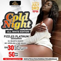 Cold Night (All White Edition)