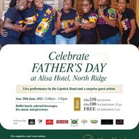 FATHER'S DAY at Alisa Hotel