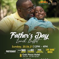 Father's Day Lunch Buffet