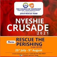 Nyeshie Crusade 2021