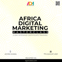 AFRICA DIGITAL MARKETING MASTERCLASS