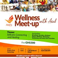 Wellness Meet Up With Ariel - July Edition