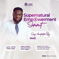 Supernatural Empowerment Summit