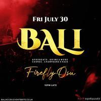 Bali - Ladies Night Out