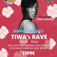 Tiwa's Rave