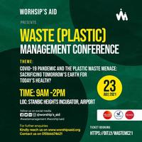 Waste (Plastic) Management Conference