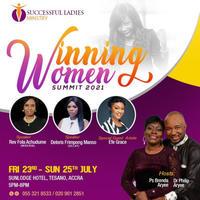 Winning Women summit 2021