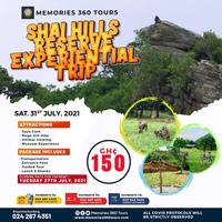 Shai Hills Reserve Experiential Walk