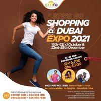 Let's Go Shopping In Dubai Expo 2021
