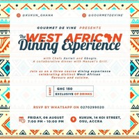 The West African Dining Experience