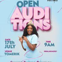 Miss Malaika Ghana OPEN Auditions