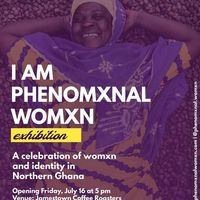 I AM PHENOMXNAL WOMXN exhibition