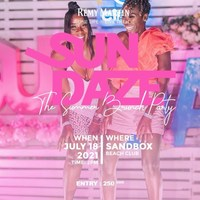 SUNDAZE - The Summer Brunch Party