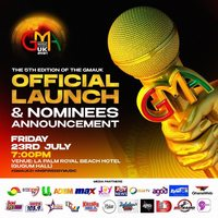 GMA UK - Official Launch and Nominees Announcement