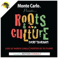 Roots & Culture (Every Thursday)