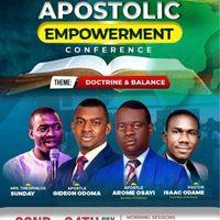Apostolic Empowerment Conference (Doctrine & Balance)
