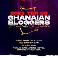 Ghanaian Bloggers Awards & Soiree