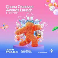 Ghana Creatives Awards Launch & Pool Party