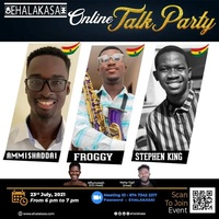 Online Talk Party - EHALAKASA