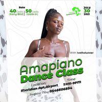 Amapiano Dance Class