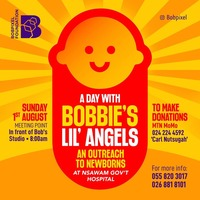 A Day with BOBBIE'S LIL' ANGELS