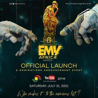 The 6th EMY Africa Awards - Official Launch