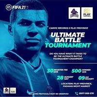 ULTIMATE FIFA21 BATTLE TOURNAMENT