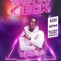 Turn On Deck with DJ Toyor